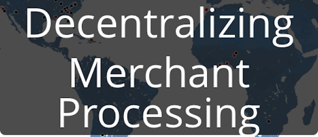 MerchantCoin homepage