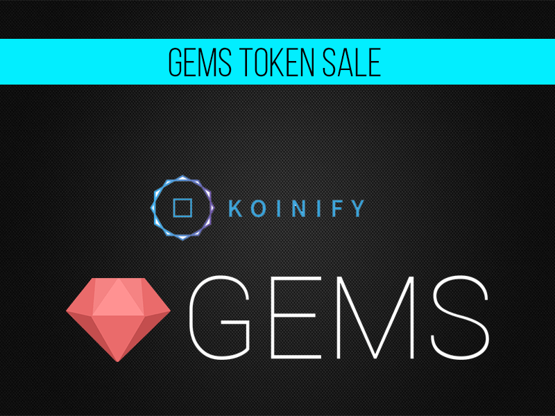 gems_token_sale_on_koinify_bitcoinist