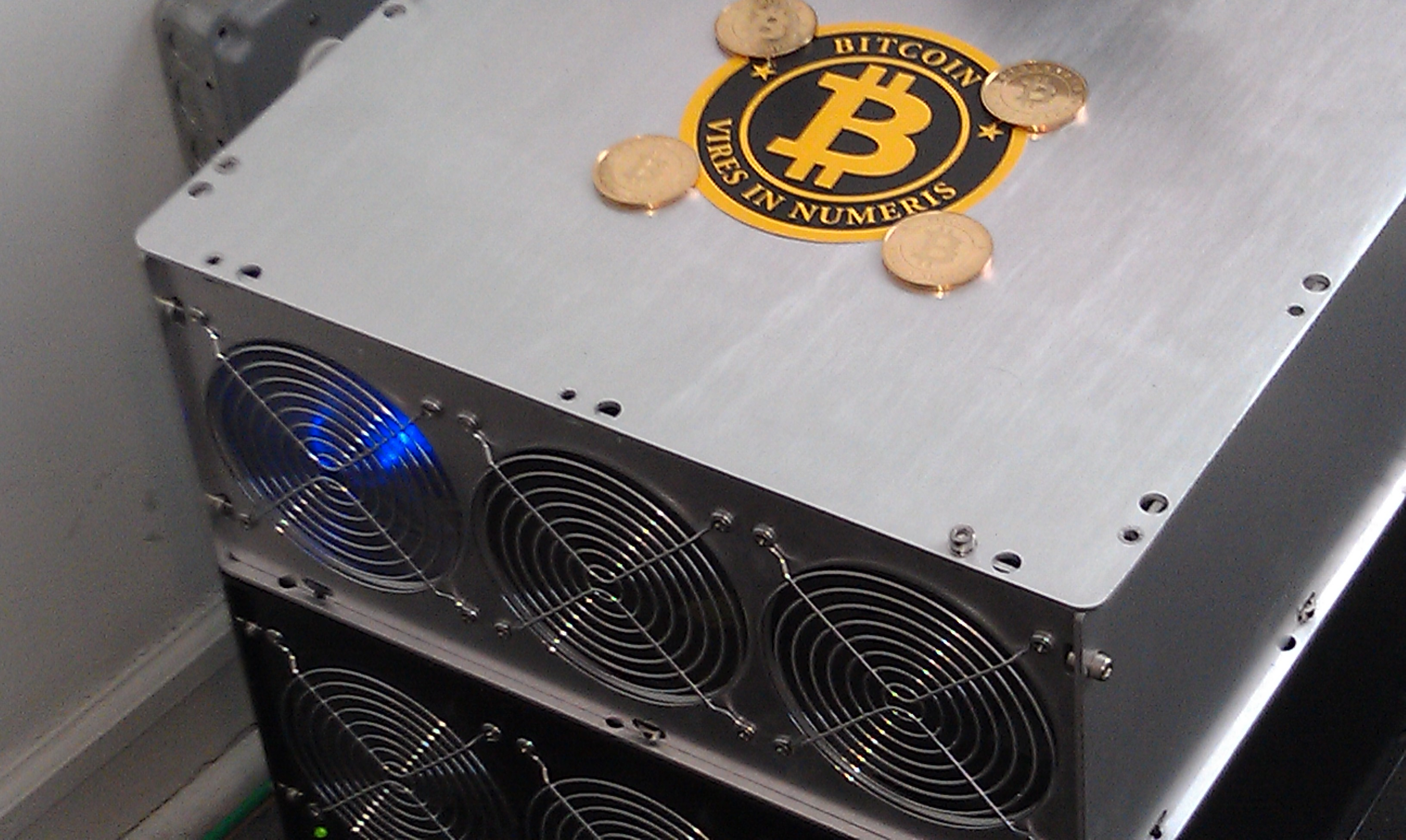Bitcoin Mining Vs Gold A Comparison
