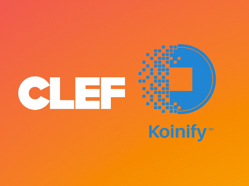 Bitcoinist Clef and Koinify