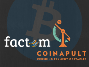 Bitcoinist Factom Coinapult