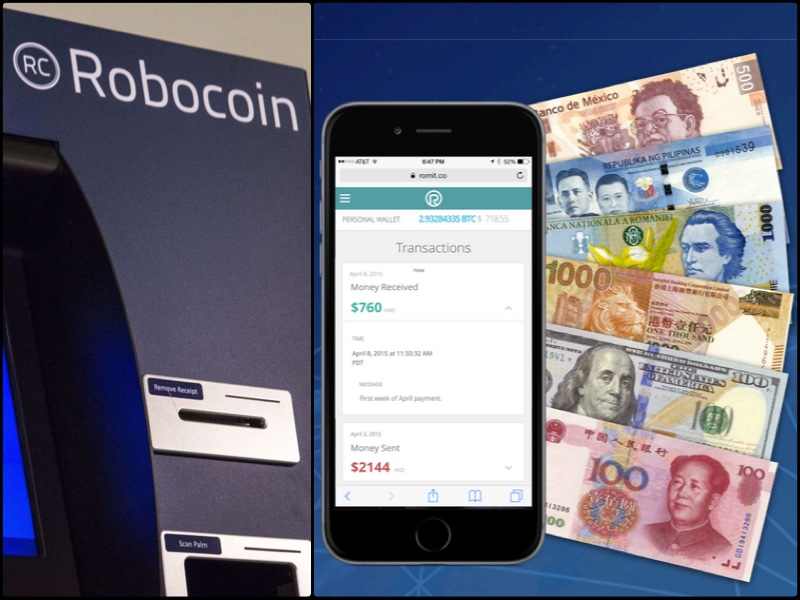 Robocoin Debuts Romit Remittance Software - Bitcoinist.net