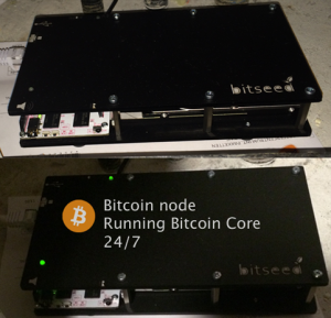 Bitcoinist_BitSeed Node in Action