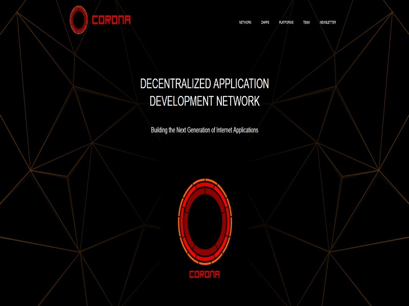 Corona-Screenshot