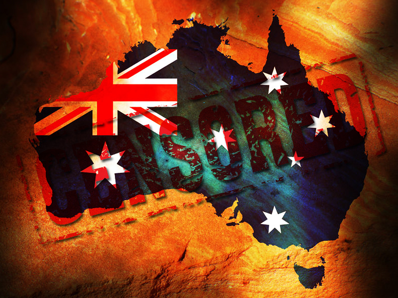 Australia is Being Censored by New Law