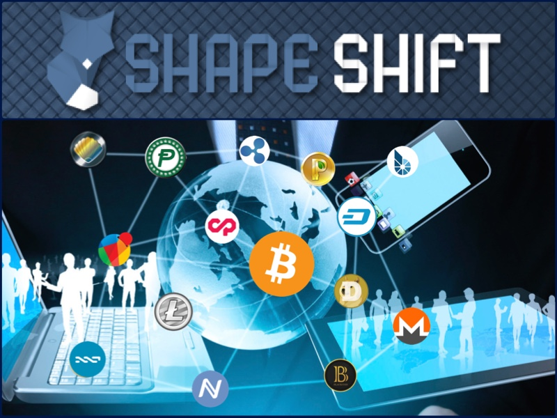 ShapeShift brings cryptocurrencies closer together - Bitcoinist.net