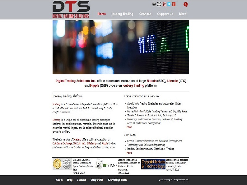 Dts trading system cost