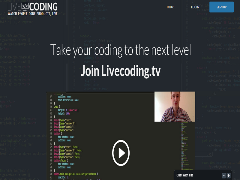 Bitcoinist_Livecoding.tv Wide
