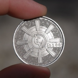 Bitcoinist_Vault Coin Small