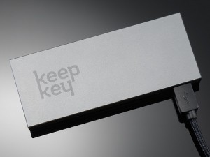 Bitcoinist_KeepKey Top