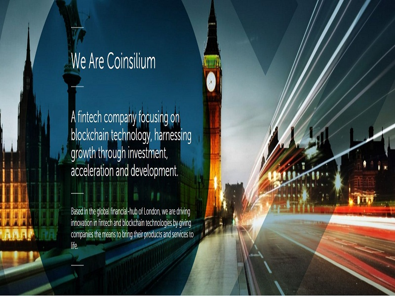Coinsilium Group will be listing on London's AIM this summer