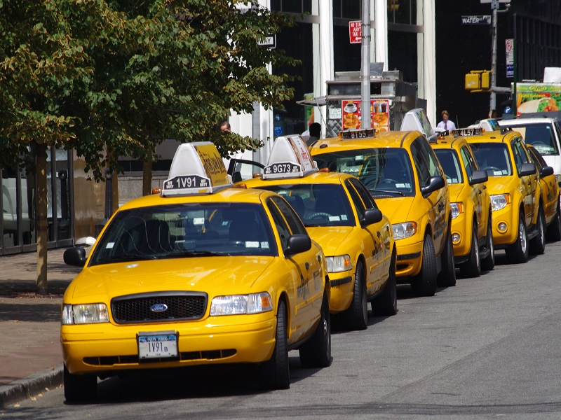 Bitcoinist_New York Yellow Cab
