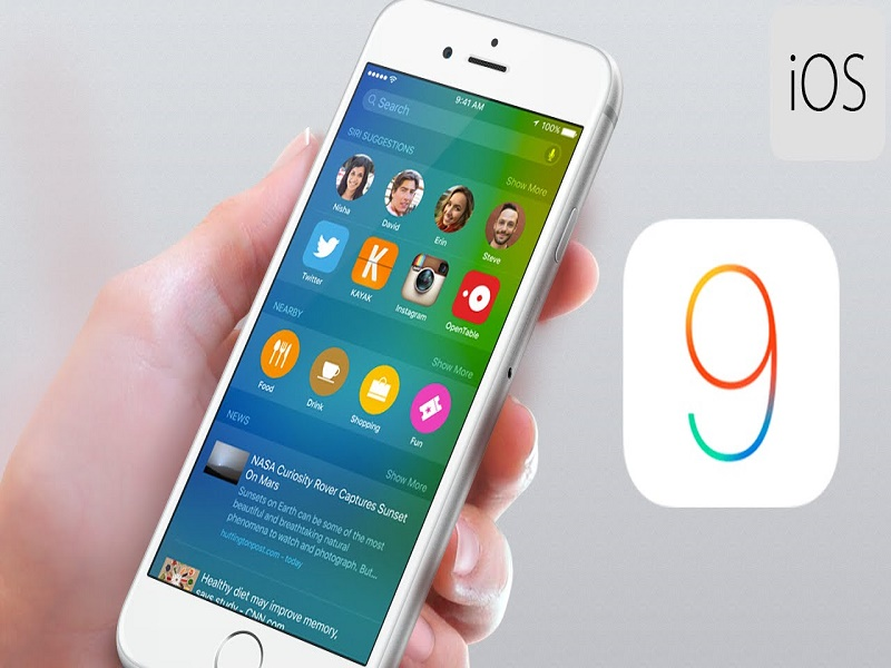 Bitcoinist_Apple iOS 9