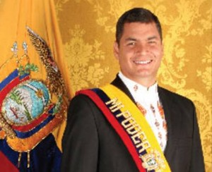 Image result for Ecuador PRESIDENT PHOTO