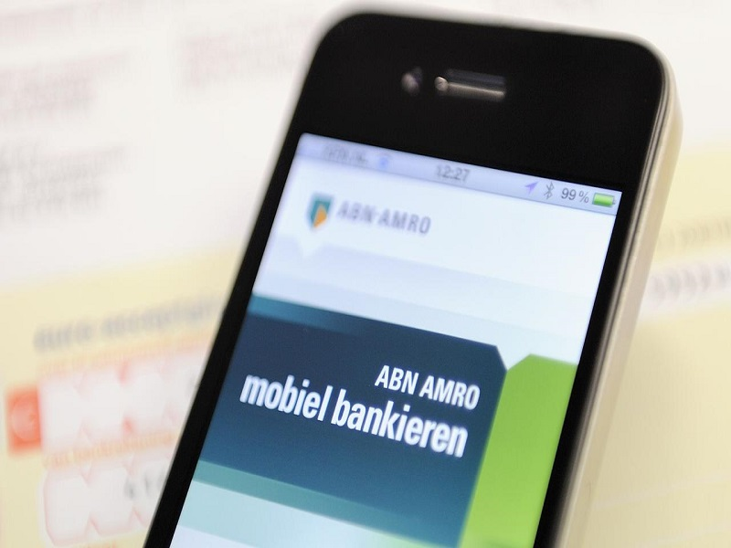 Bitcoinist_ABN Amro Mobile banking