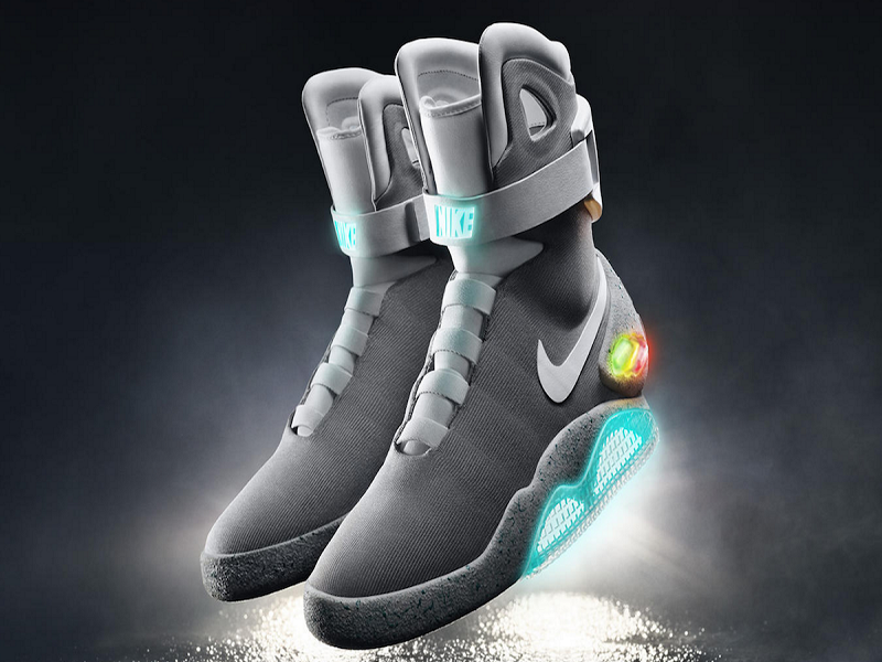 Bitcoinist_Nike Power Laced Shoes