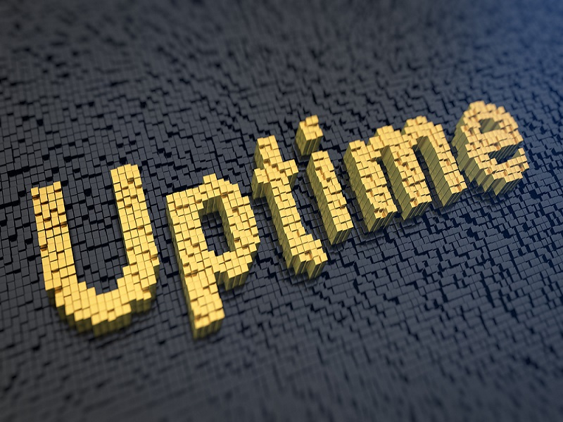 Bitcoinist_Website Uptime