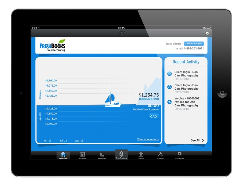 Bitcoinist_FreshBooks Accounting