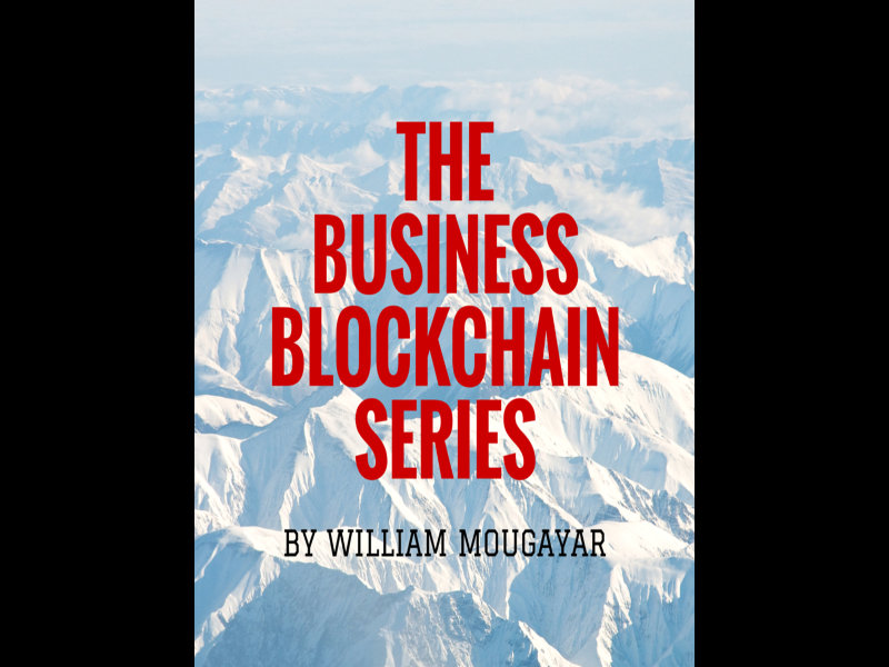 Bitcoinist_Business Blockchain Books Kickstarter