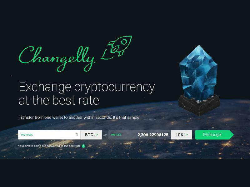 Changelly Lisk