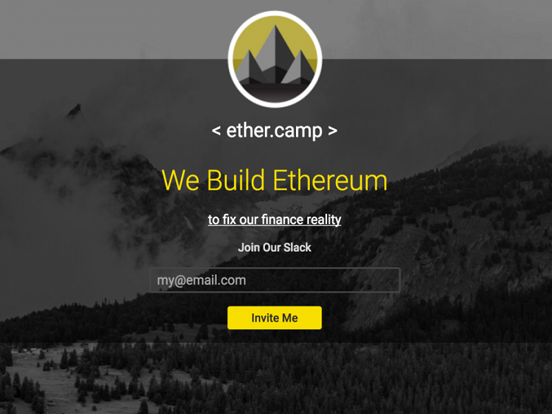 Ether.camp PR Buzz cover