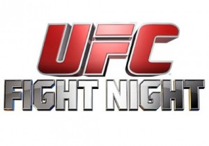 UFC Fight Night Bitcoin