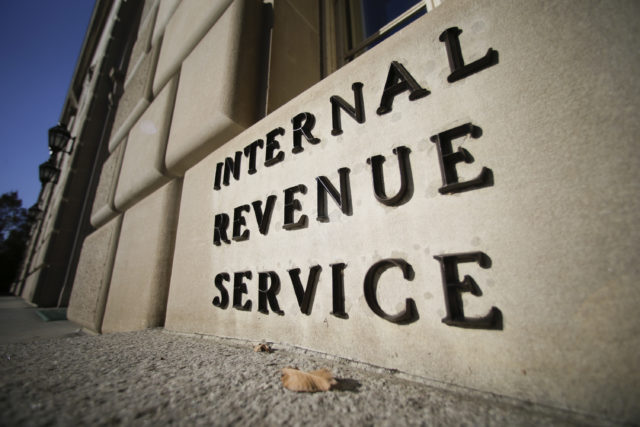 The IRS hasn't Forgotten About You