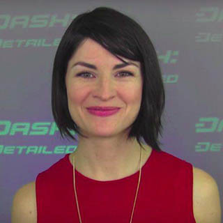Dash's Amanda B. Johnson