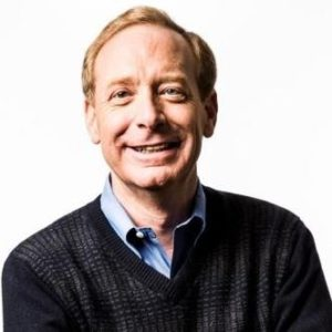 Microsoft president and chief legal officer Brad Smith