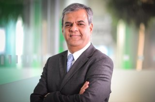 UK chief executive, Ashok Vaswani