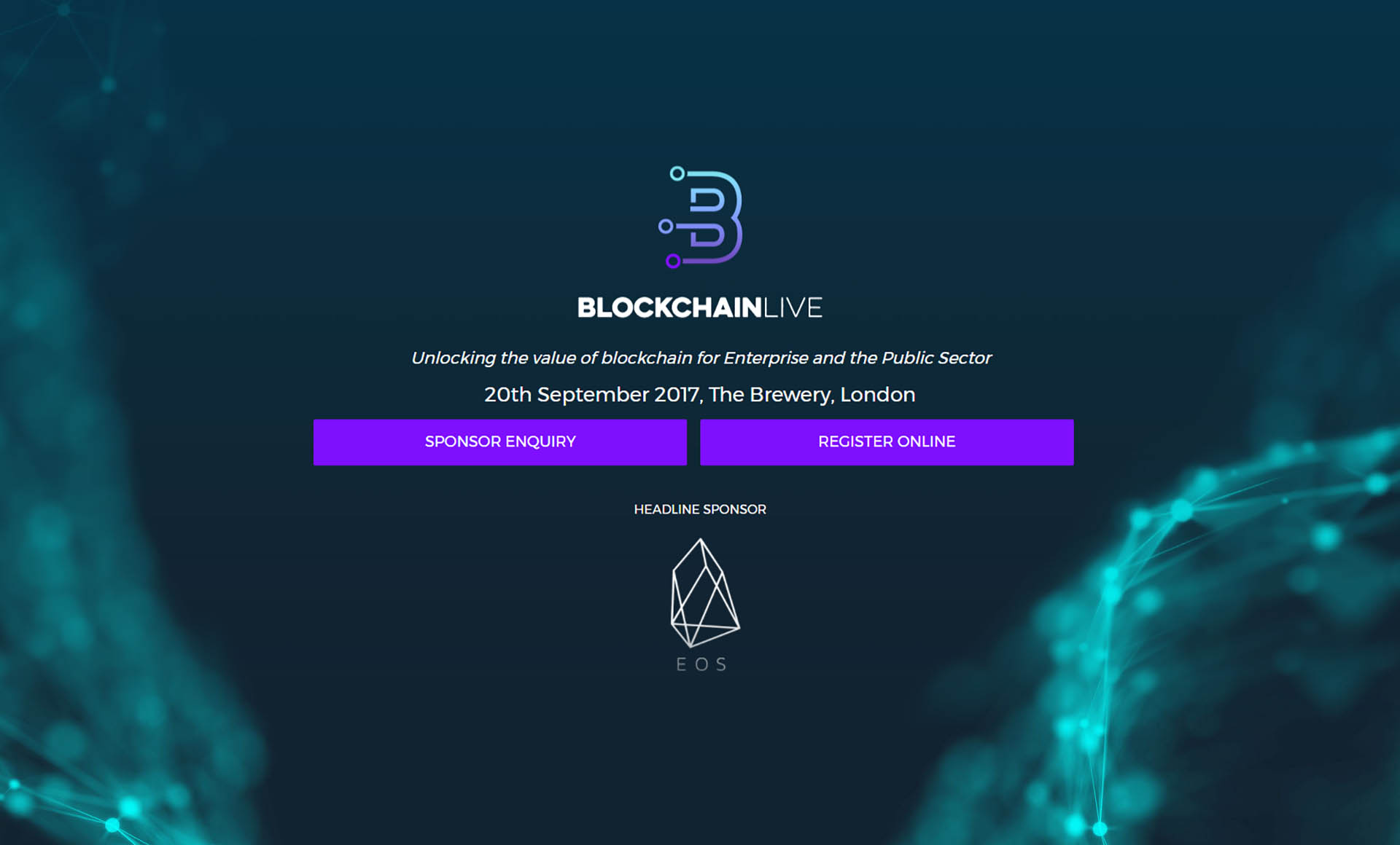 Blockchain Live Confirms Headline Partner Sponsor Block.on