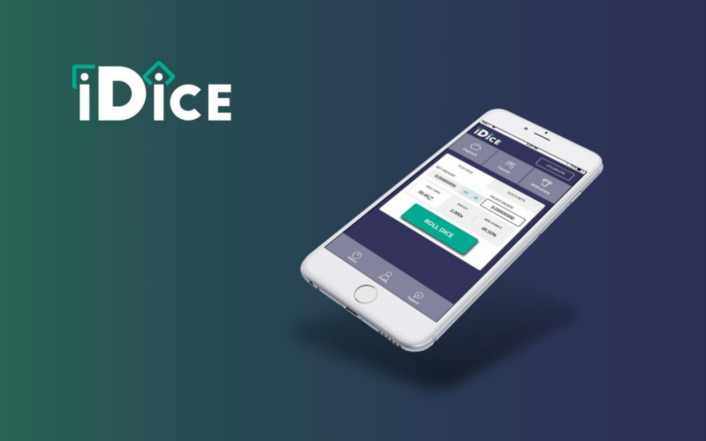 iDice: World's First Mobile Ethereum Blockchain Powered Gambling App Launches ICO