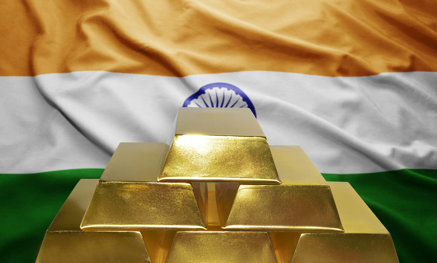 India to Tax Bitcoin the Same as Gold