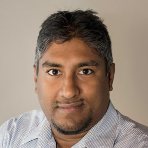 Vinny Lingham, the co-founder and Chief Executive of Civic ID