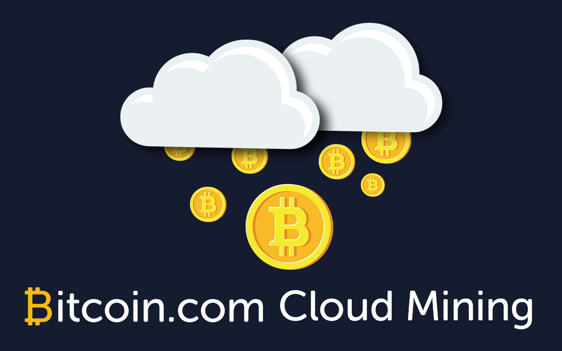Bitcoin.com Partners with North America's Largest Mining Farm, Adds World Class Cloud Mining to Offerings
