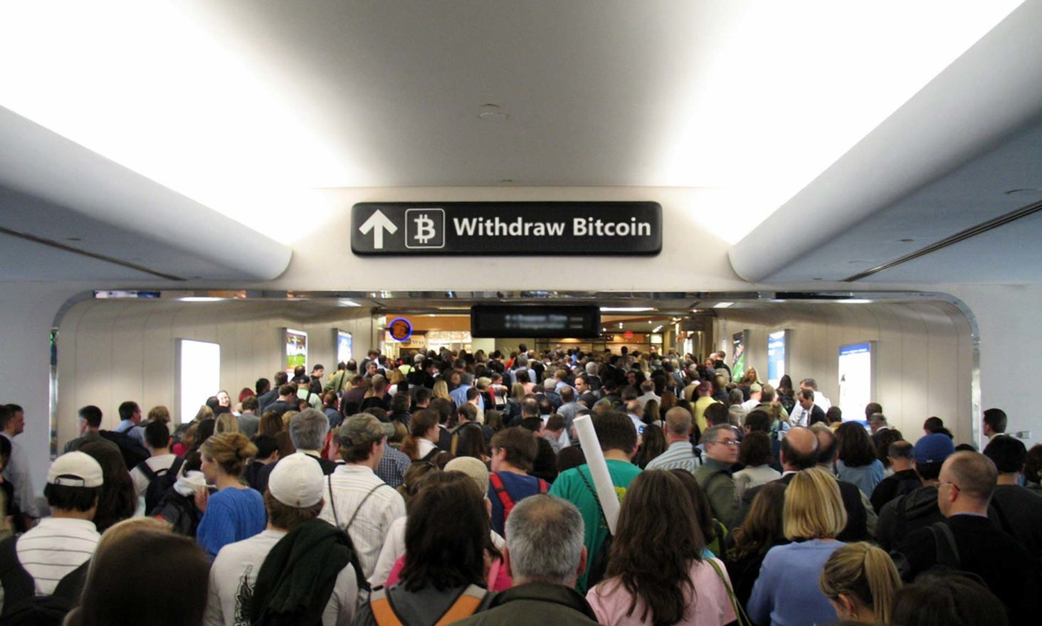 Mass Exodus from Coinbase Spawns 12 Hour Bitcoin Withdrawal Delays