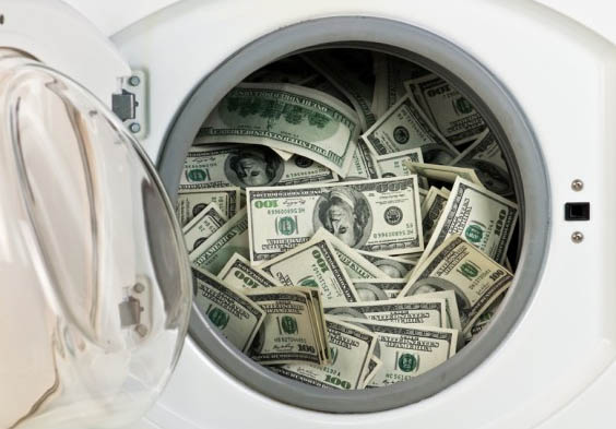 How to Launder $40 million