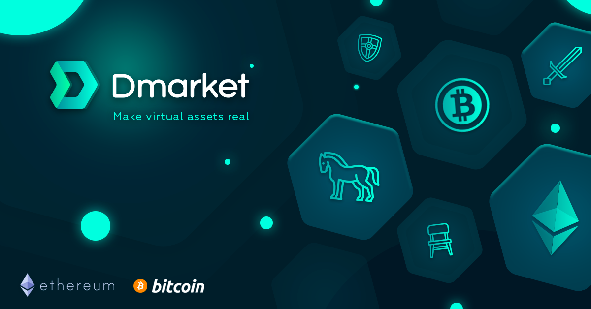 Interview with DMarket: The First Cross-Game Marketplace for In-Game Items