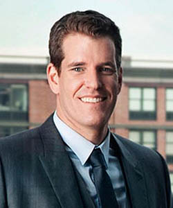 Gemini's Chief Executive Officer of Gemini Tyler Winklevoss