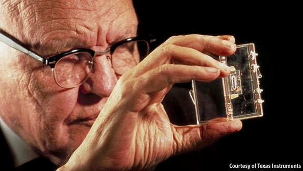 Gordon Moore - Moore's Law