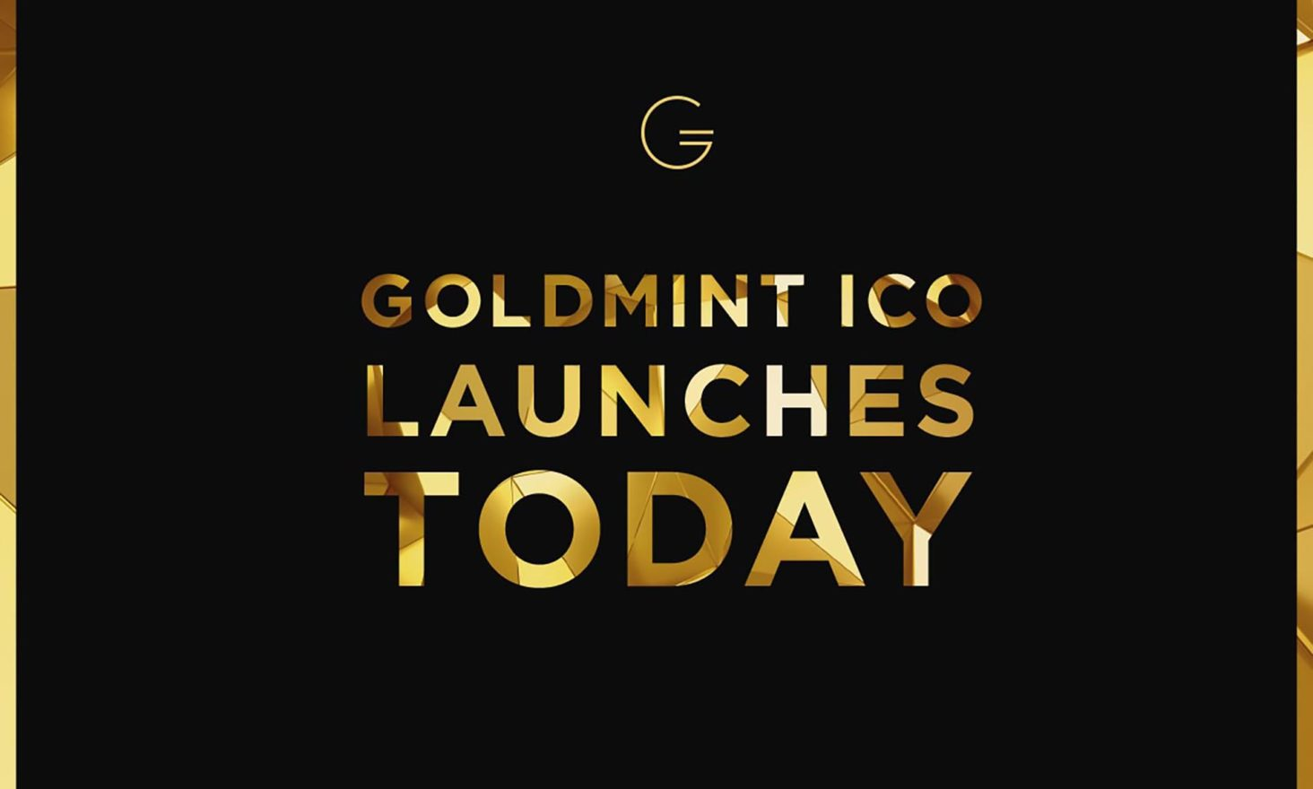 Gold-Backed Cryptoassets Provider GoldMint Launches ICO Today