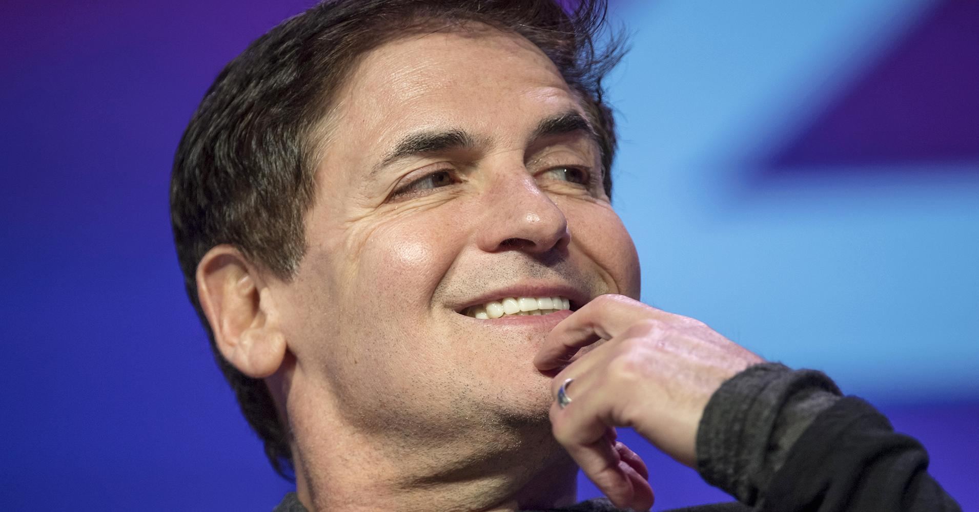 mark cuban Possible presidential candidate mark cuban fears the us will get trounced in the coming technology war because its leaders are old fuddy-duddies.