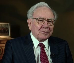 Investor and Bitcoin detractor Warren Buffett