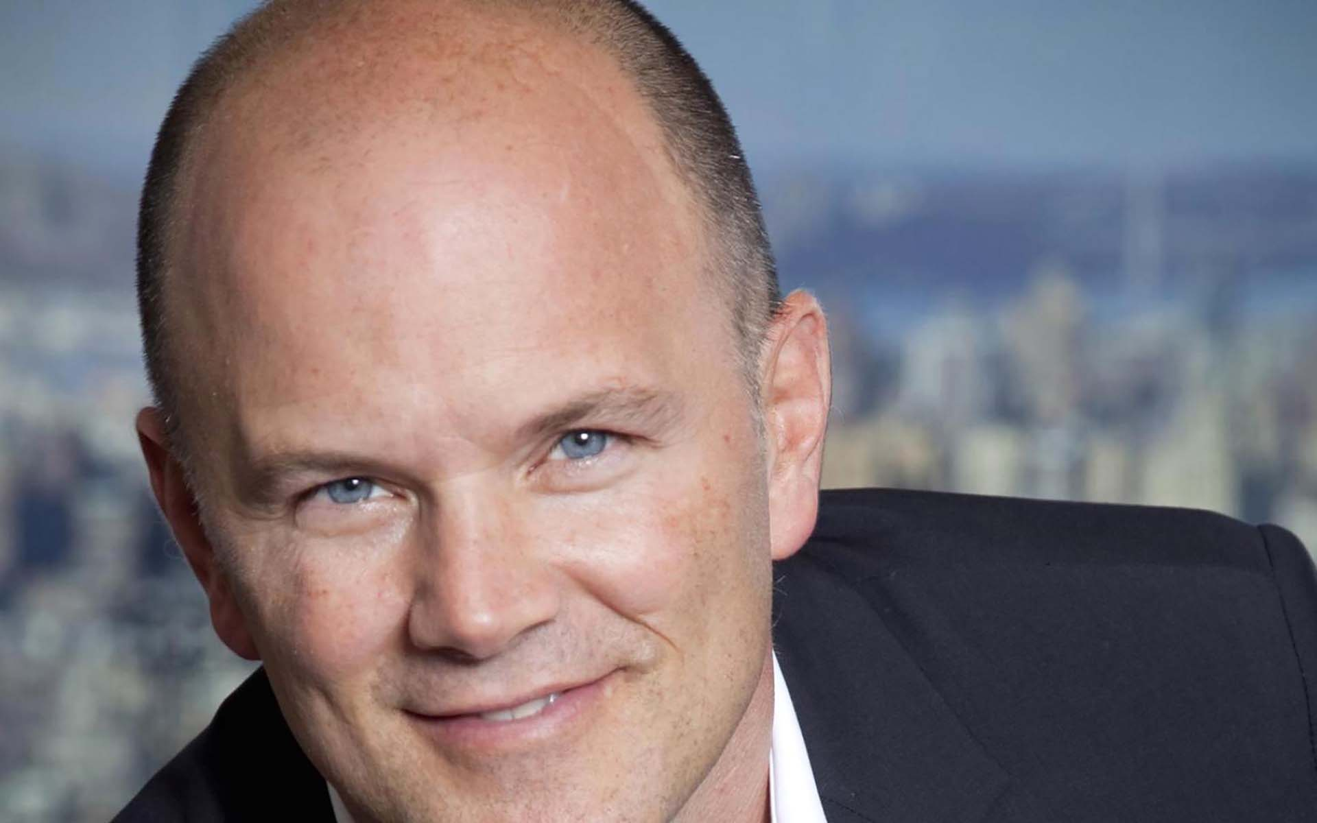 Novogratz Sees $10,000 Bitcoin Coming Soon As Bitcoins Price Rallies