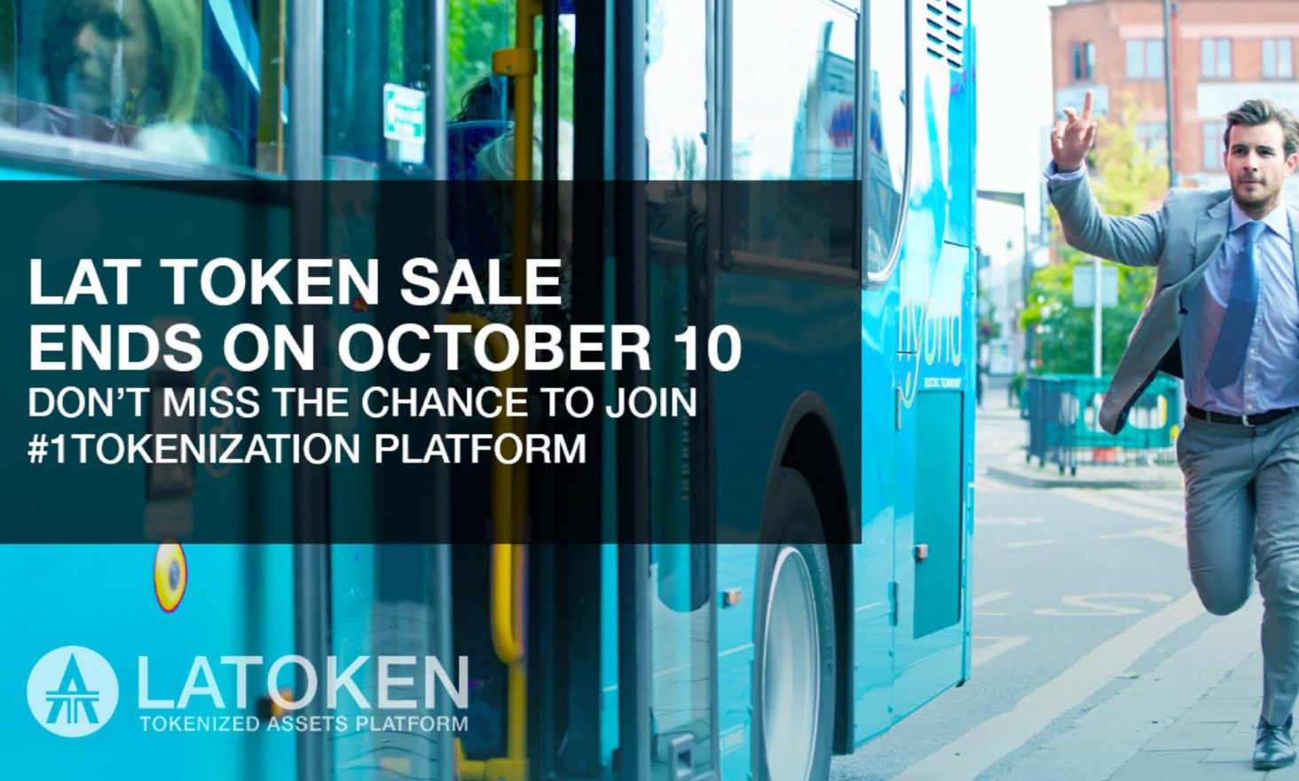 Last Day of LAT Token Sale. Don't Miss The Chance To Join