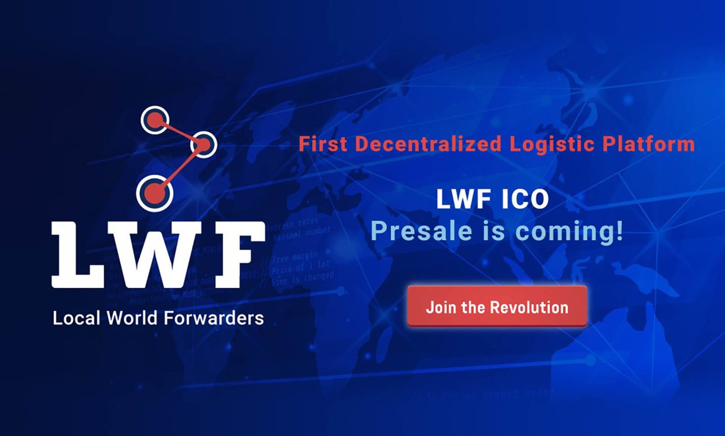 LWF Announces Upcoming ICO Presale