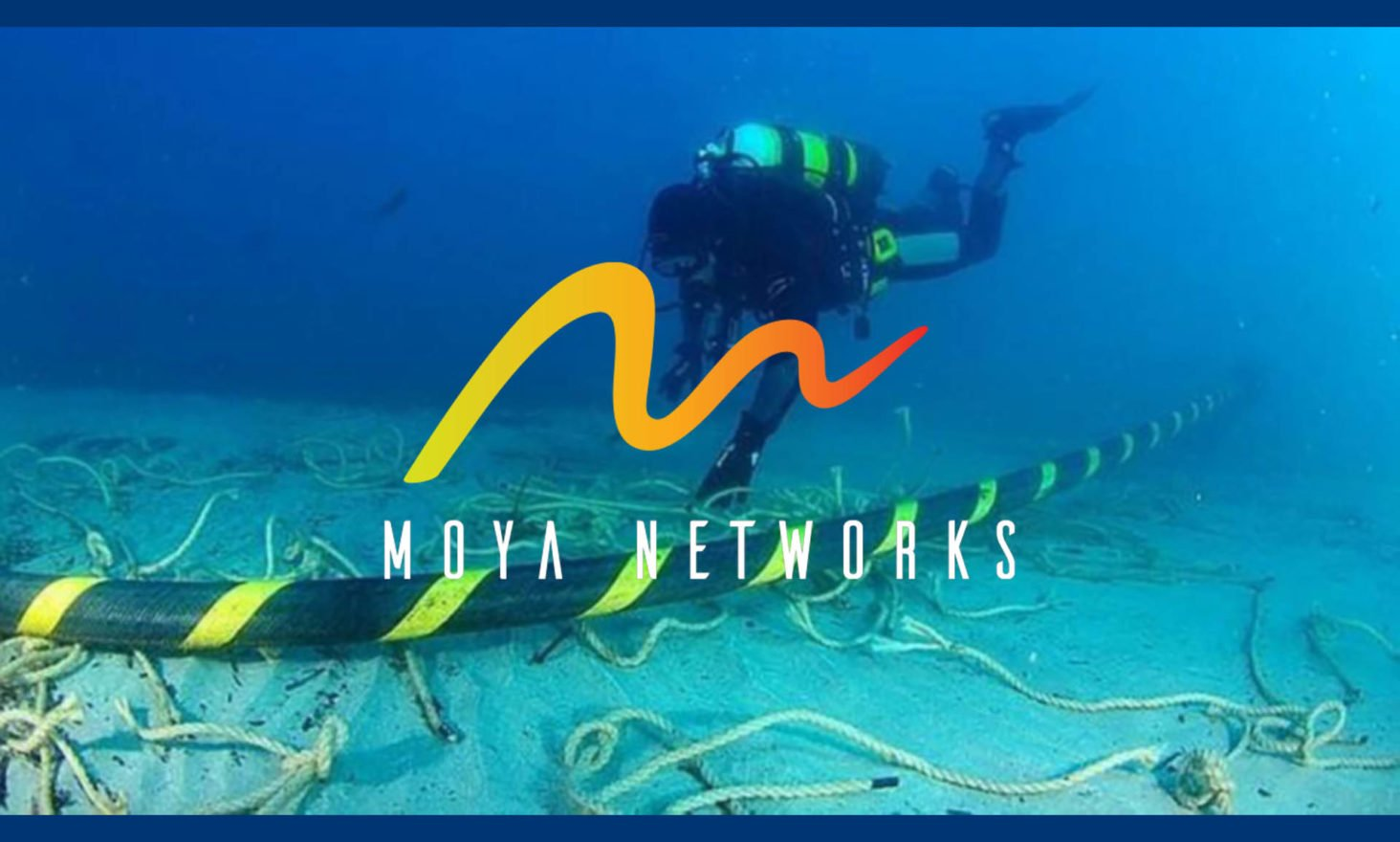 Moya Networks - Africa's Underwater Internet Cable Revolution in the Works via Blockchain?