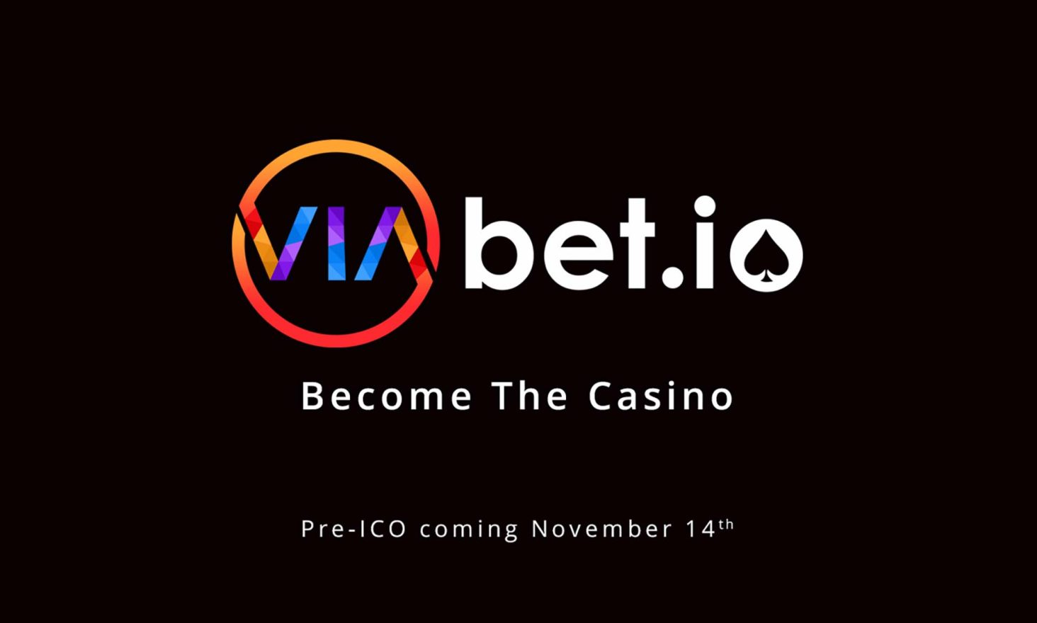 World's First Cloud-Based Betting Platform VIABET Announces ICO