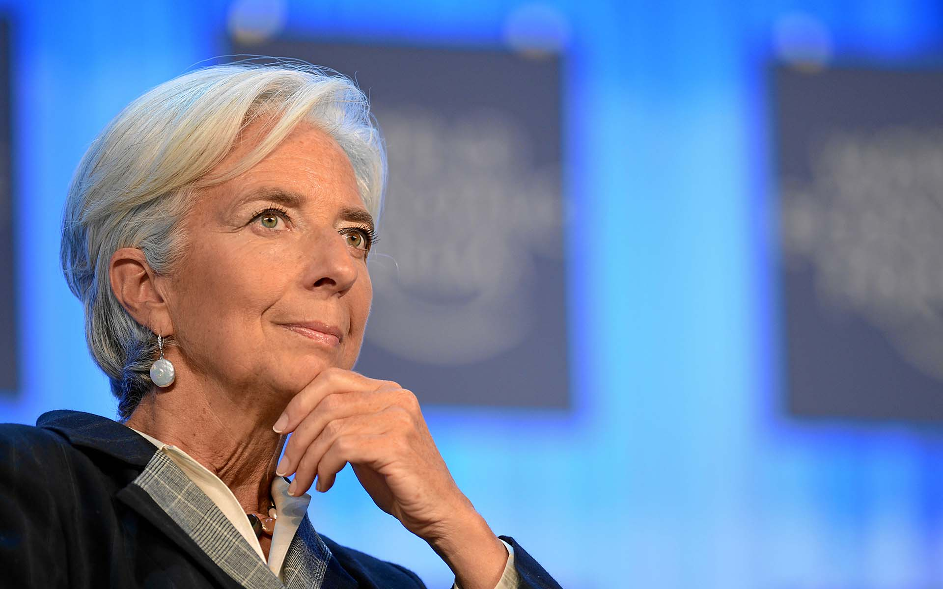 IMF's Christine Lagarde Sees Cryptocurrencies Potential For 'Dollarization 2.0'