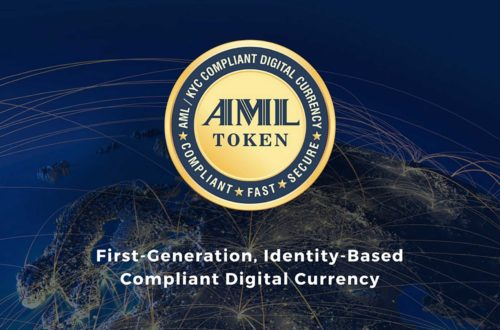 AML BitCoin Creator Saw Early Weakness in Digital Currency World, Innovated Solution and Filed Patents Well Before World Financial Leaders